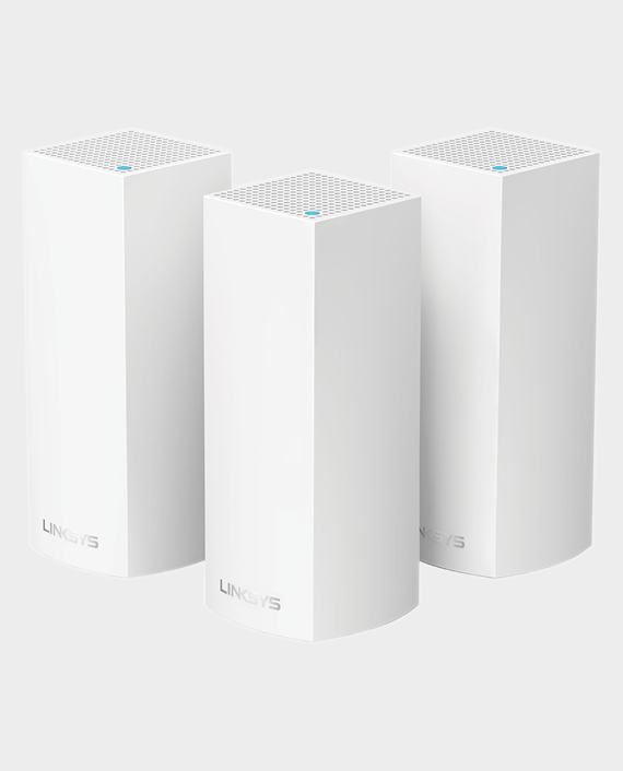 Linksys AC6600 Velop Intelligent Mesh WiFi System 3-Pack in Qatar
