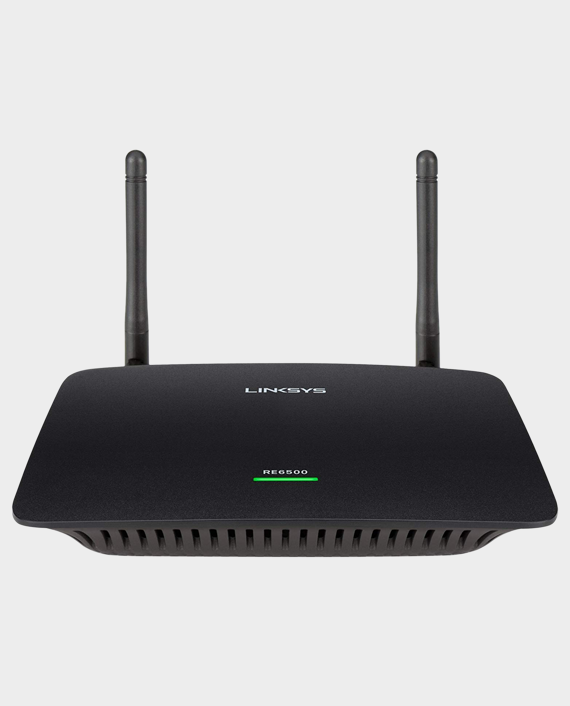 Linksys RE6500 AC1200 Dual-Band Wireless Range Extender in Qatar