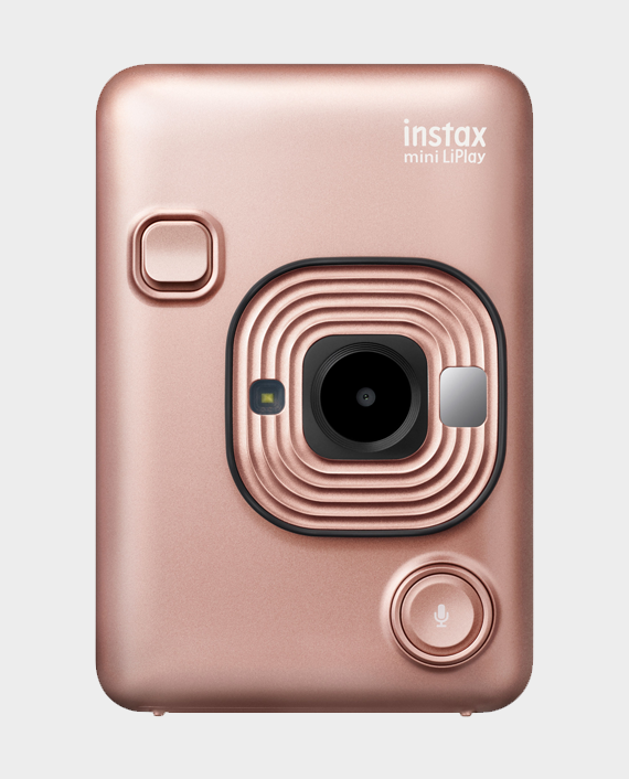 Fujifilm Instax LiPlay HM1- Blush Gold