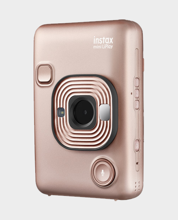 Fujifilm Instax LiPlay HM1- Blush Gold Price in Qatar