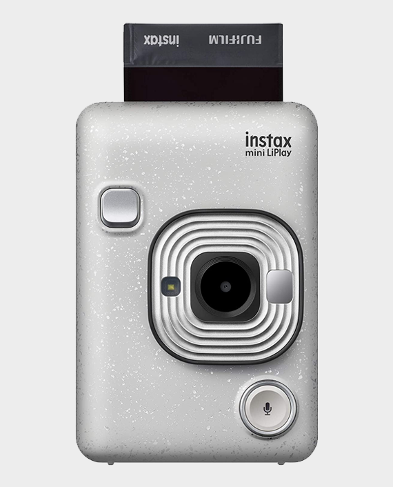 Fujifilm Instax LiPlay HM1- Stone White in Qatar