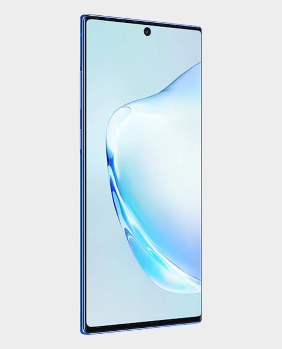 Samsung Galaxy Note 10+ 5G Aura Blue in Qatar and Doha