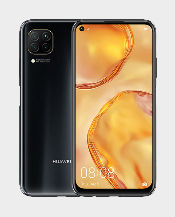 Huawei Nova 7i Huawei Nova 7i Midnight Black in Qatar