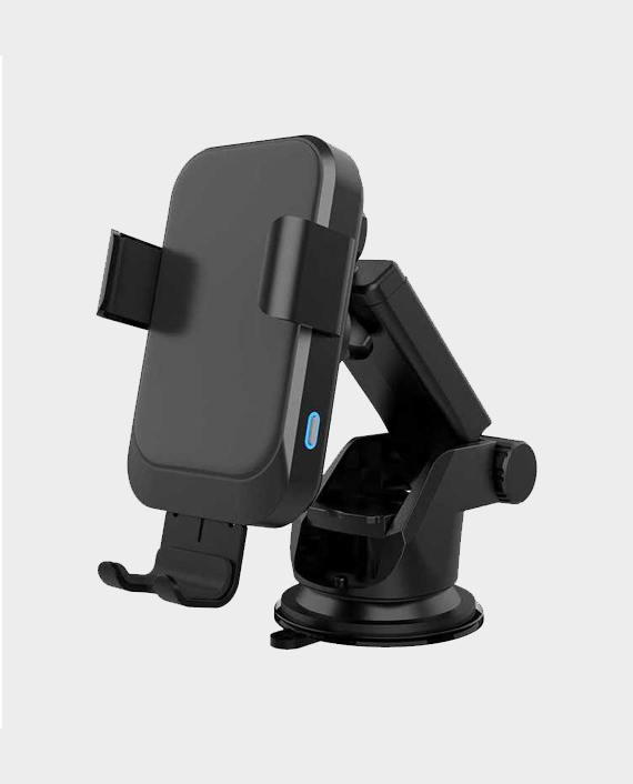 Powerology Fast Wireless Charger Car Mount in Qatar