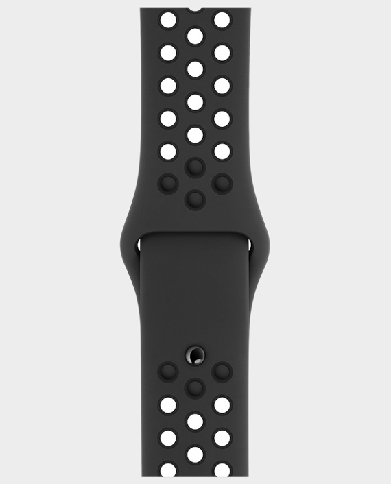 Apple Watch 40mm Anthracite-Black Nike Sport Band – Regular in Qatar