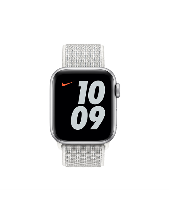 Apple Watch 40mm Summit White Nike Sport Loop