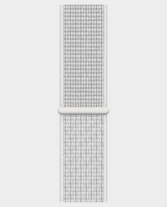 Apple Watch 40mm Summit White Nike Sport Loop in Qatar