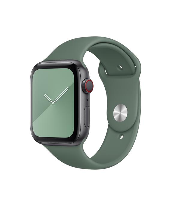 Apple Watch 44mm Pine Green Sport Band Regular