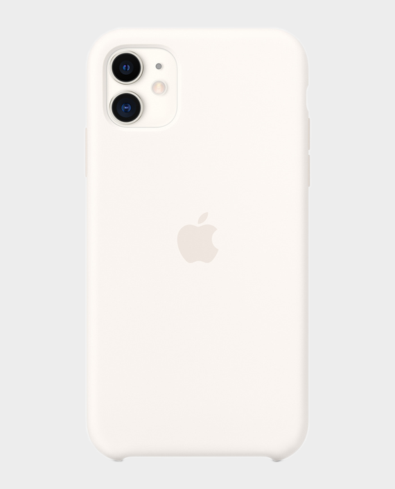Apple iPhone 11 Silicone Case in Qatar