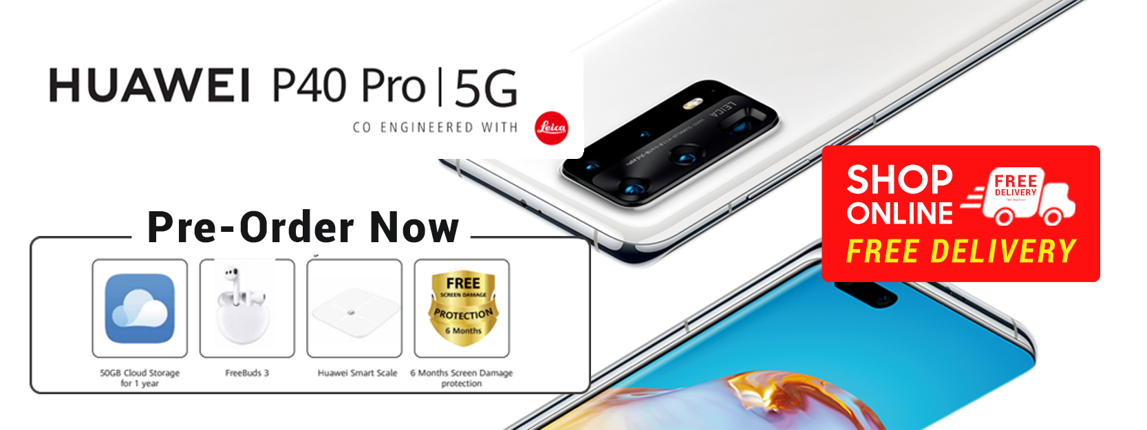 Huawei P40 Pro Pre-order in qatar