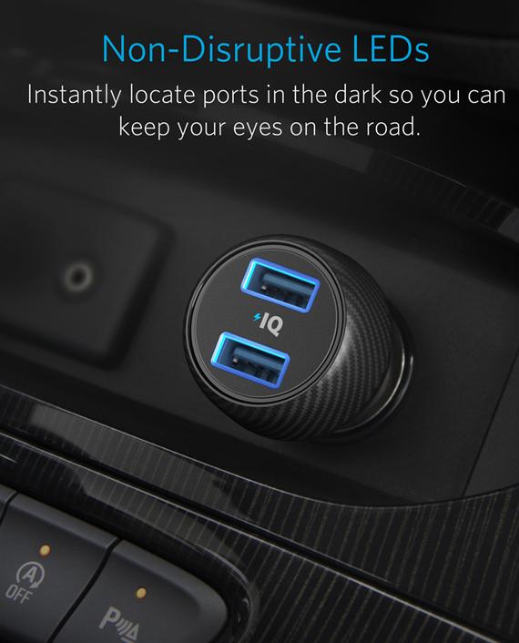 Anker PowerDrive Elite 2