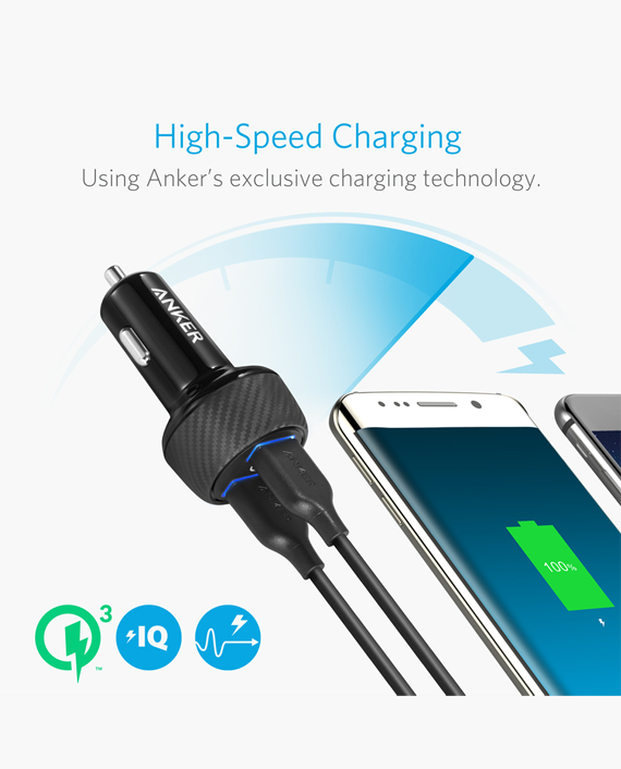 Anker PowerDrive Speed 2