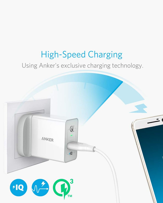 Anker Mobile Charger in Qatar