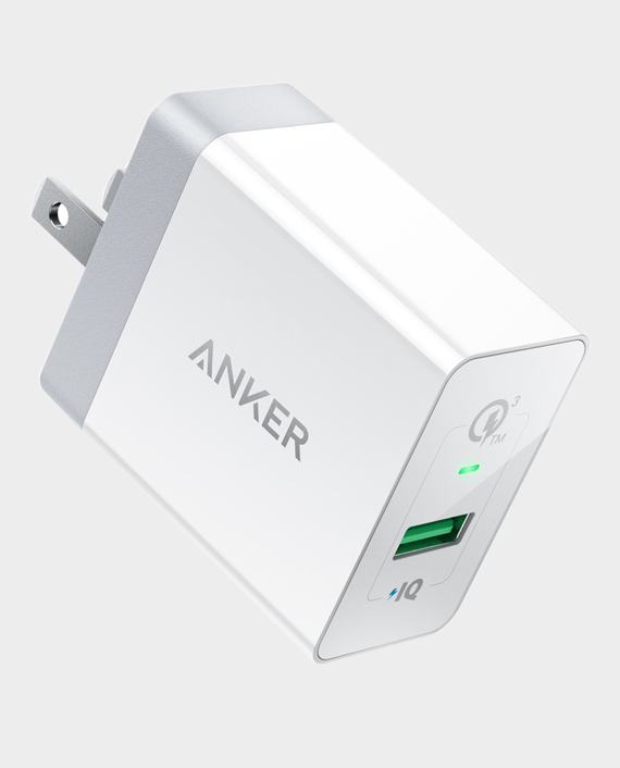 Anker PowerPort+ 1 with Quick Charge 3.0 in Qatar