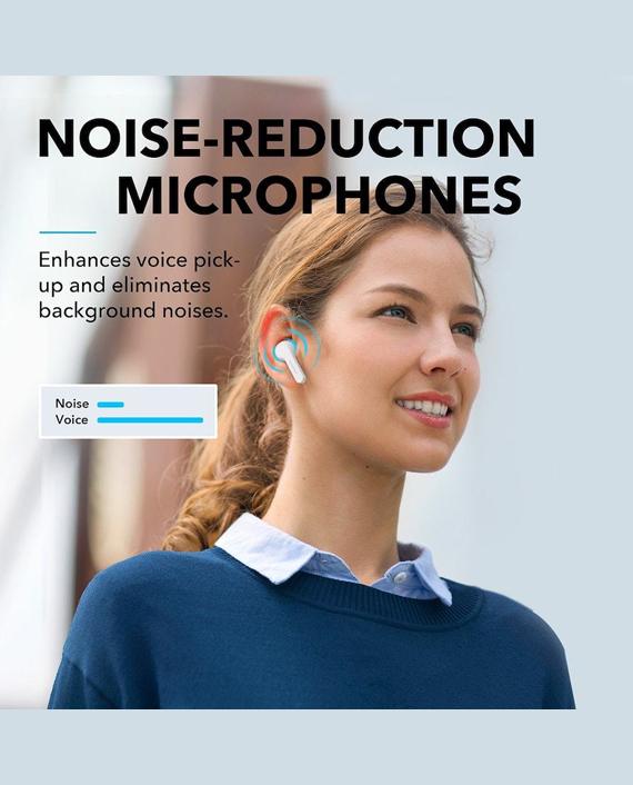 Anker Soundcore Liberty Air Total Wireless Earphone White