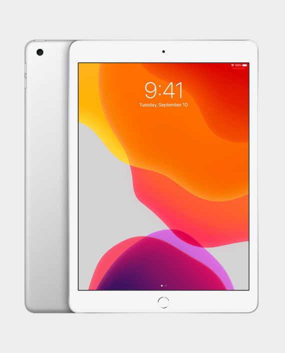 Apple iPad 10.2 Wi-Fi - 128GB Silver in Qatar