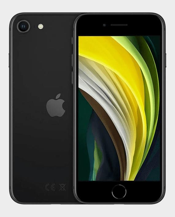 Apple iPhone SE 2020 64GB Black in Qatar