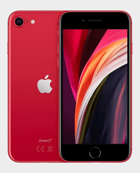 Apple iPhone SE 2020 64GB Red in Qatar