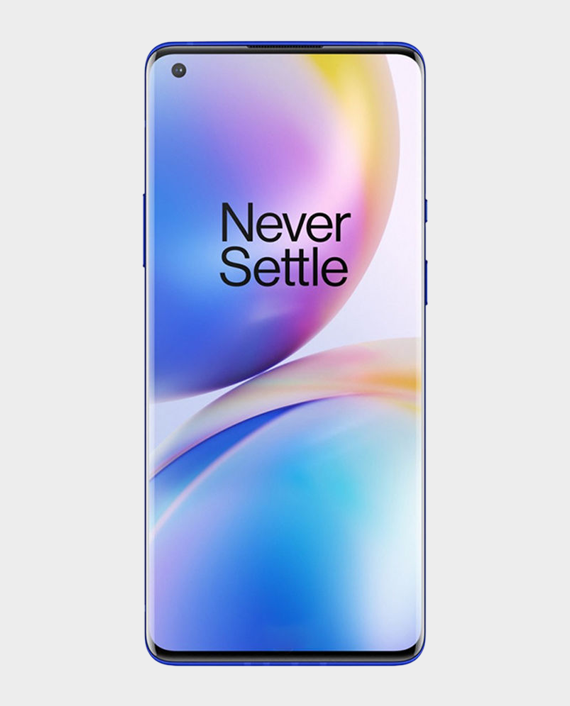 OnePlus 8 Pro 256GB 12GB Ultramarine Blue in Qatar