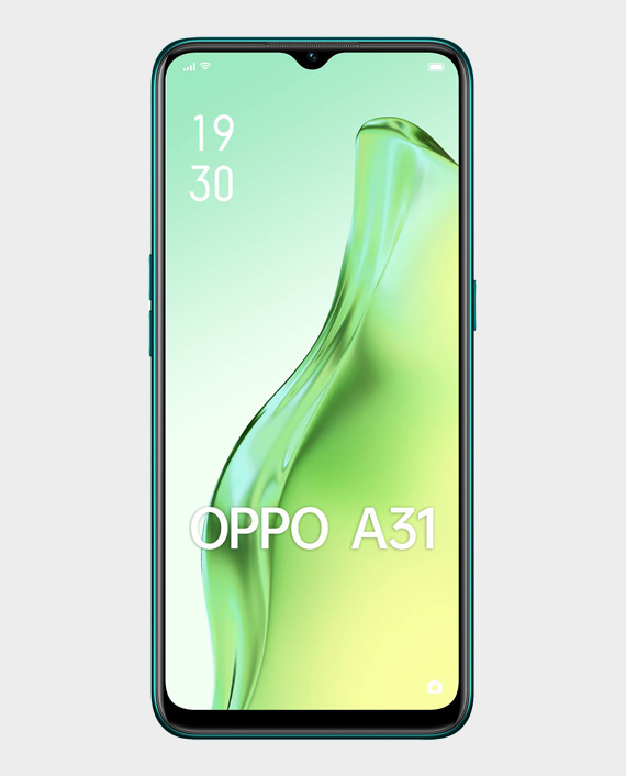 Oppo A31 64GB Lake Green in Qatar