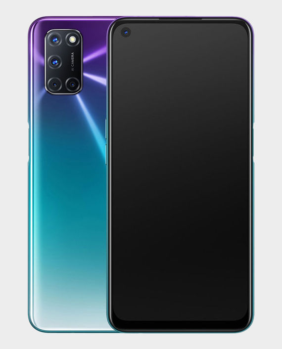 Oppo A92 128GB Purple in Qatar