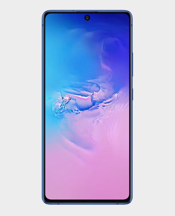 Samsung Galaxy S10 Lite Prism Blue Price in Qatar
