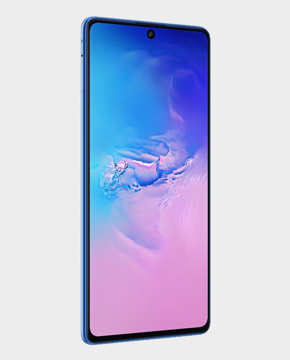 Samsung Galaxy S10 Lite Prism Blue in qatar