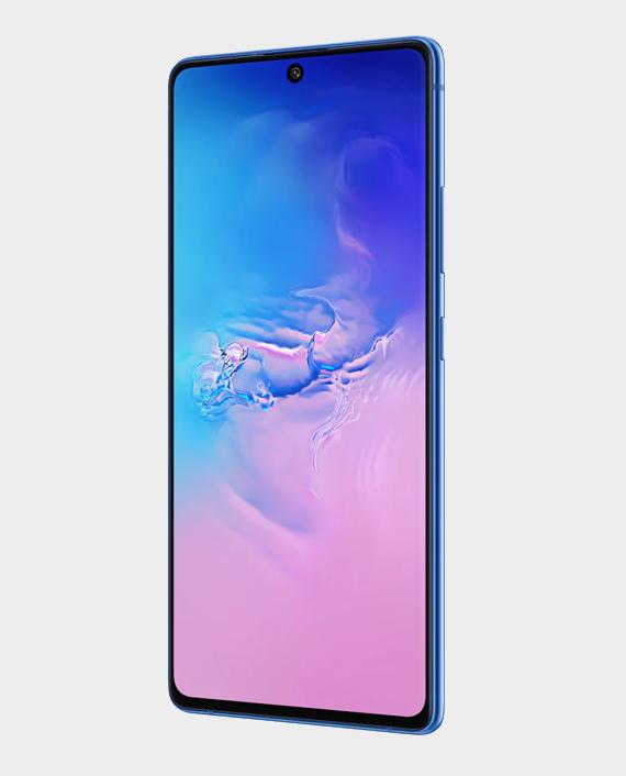 Samsung Galaxy S10 Lite Prism Blue in qatar and doha