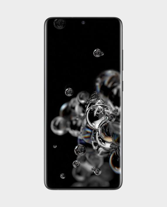 Samsung Galaxy S20 Ultra 5G Cosmic Black in Qatar