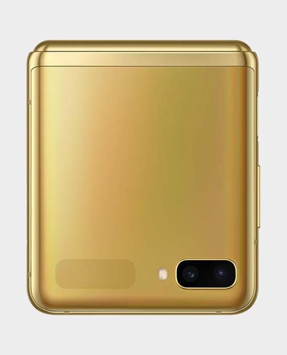 Samsung Galaxy Z Flip Mirror Gold