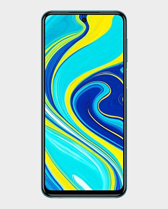 Xiaomi Redmi Note 9S 4GB 64GB Aurora Blue in Qatar