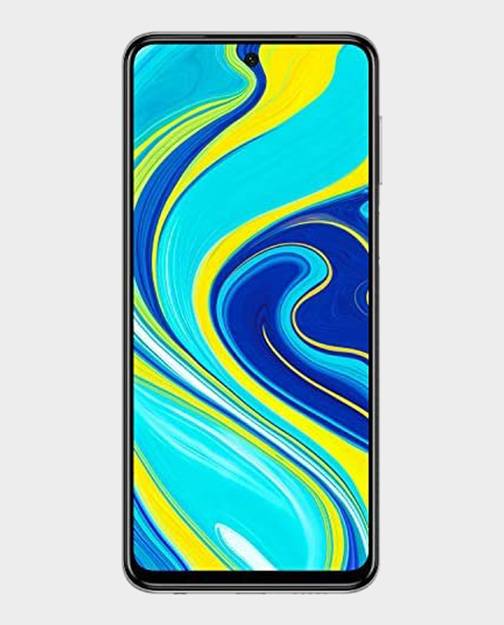 Xiaomi Redmi Note 9S 4GB 64GB Glacier White in Qatar