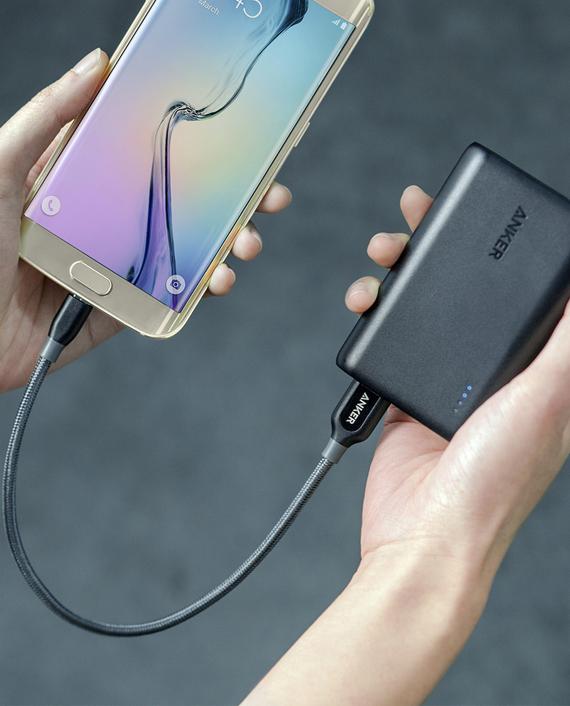 Anker PowerLine+ 1ft Micro USB