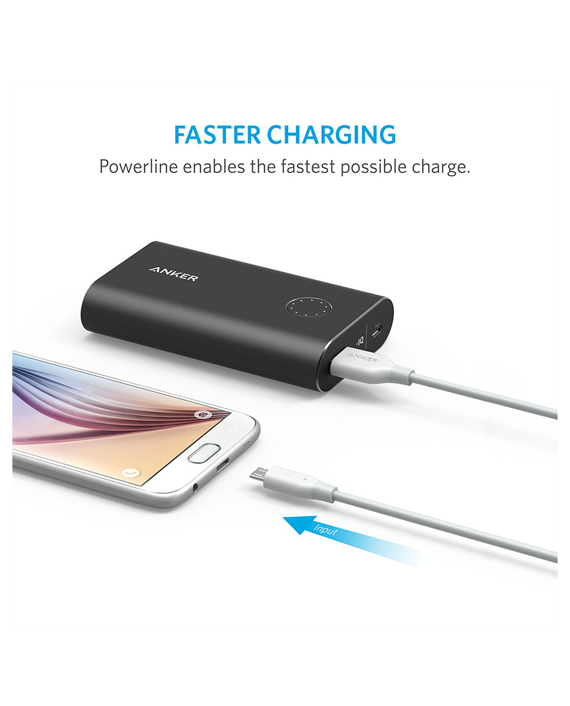 Anker PowerLine 6ft Micro USB