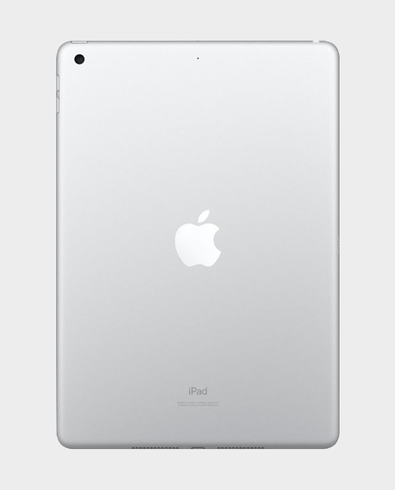 Apple iPad 10.2 Wi-Fi + Cellular 128GB Silver in Qatar and Doha