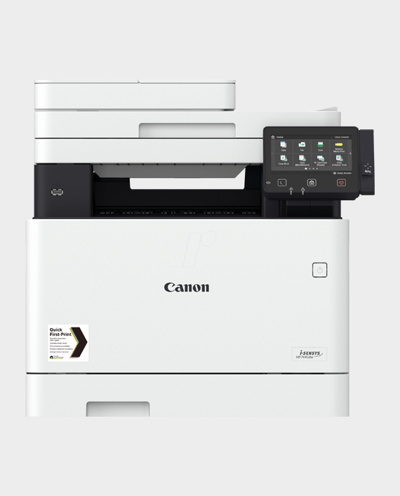 Canon i-SENSYS MF744Cdw Printer in Qatar