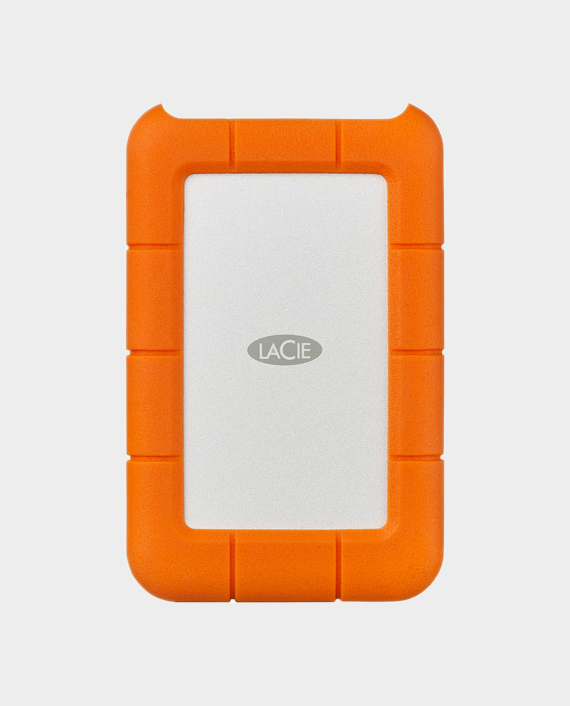 LaCie 1TB Rugged USB 3.1 Gen 1 Type-C External Hard Drive in Qatar
