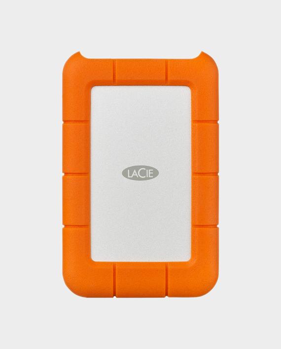 LaCie 1TB Rugged USB 3.1 Gen 1 Type-C External Hard Drive in Qatar