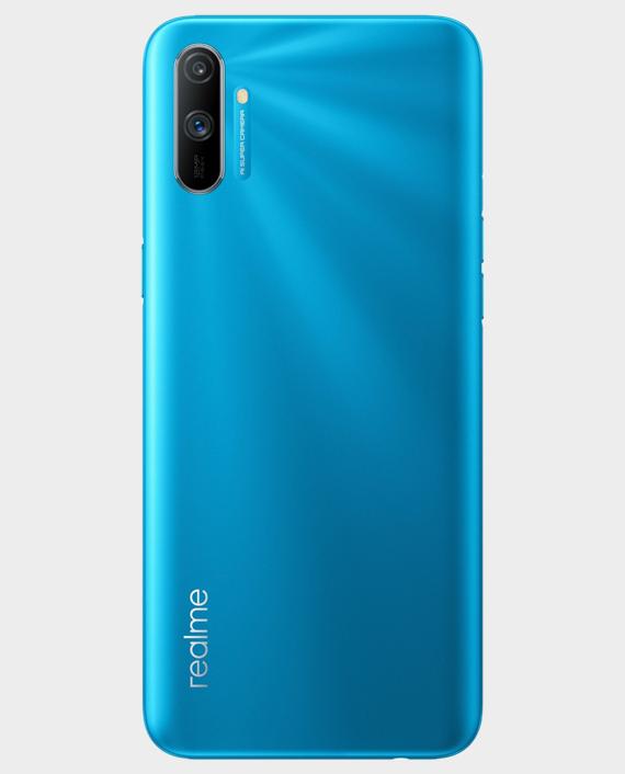 Realme C3 3GB 64GB Frozen Blue in Qatar