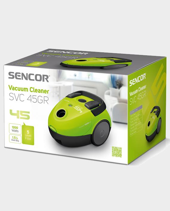Sencor Bagged Vacuum Cleaner in Qatar and doha