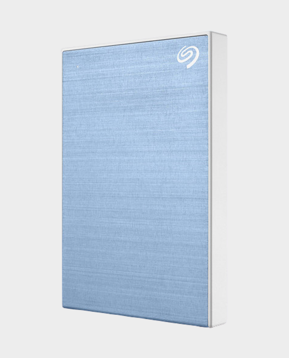 Seagate 1TB Backup Plus Slim External Hard Drive Blue in Qatar