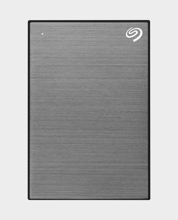 Seagate 1TB Backup Plus Slim External Hard Drive Grey