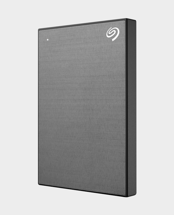 Seagate 1TB Backup Plus Slim External Hard Drive Grey in Qatar