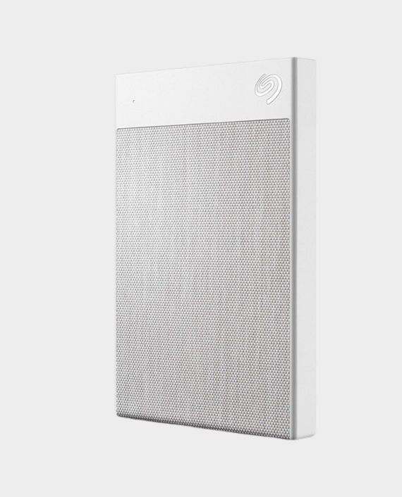 Seagate 1TB Backup Plus Ultra Touch External Hard Drive White in Qatar