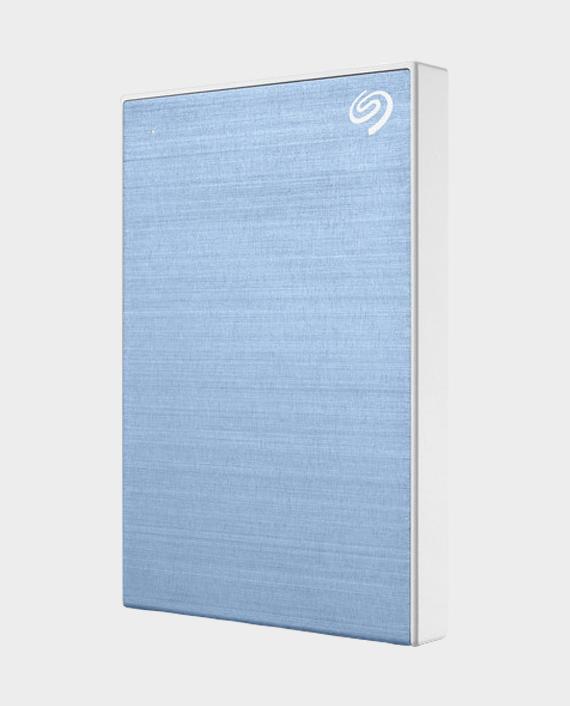 Seagate 4TB Backup Plus Slim External Hard Drive Blue in Qatar