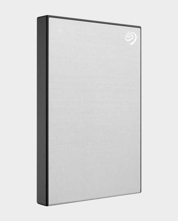 Seagate 4TB Backup Plus Slim External Hard Drive Silver in Qatar