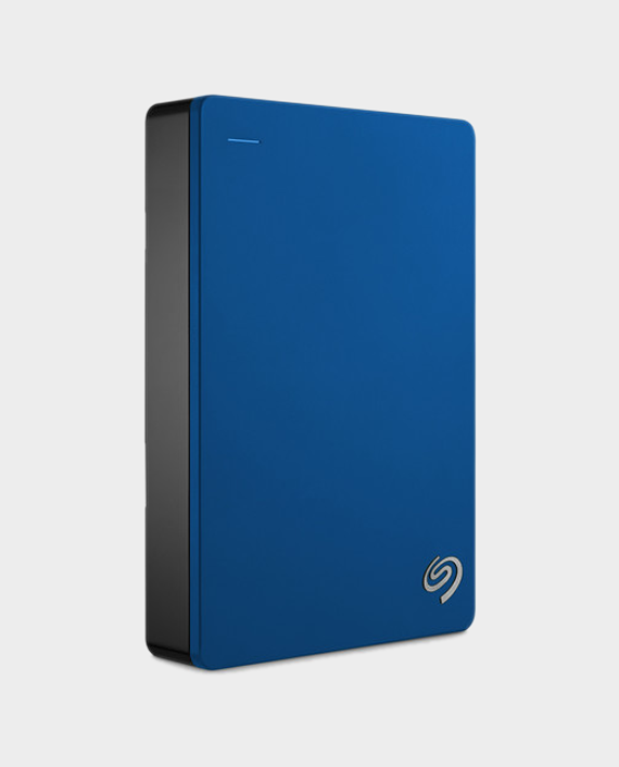 Seagate Backup Plus Portable 4TB External Hard Drive HDD Blue in Qatar
