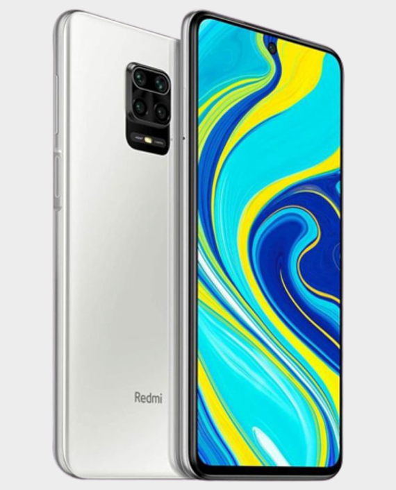 Xiaomi Redmi Note 9 Pro Glacier White 128GB in Qatar