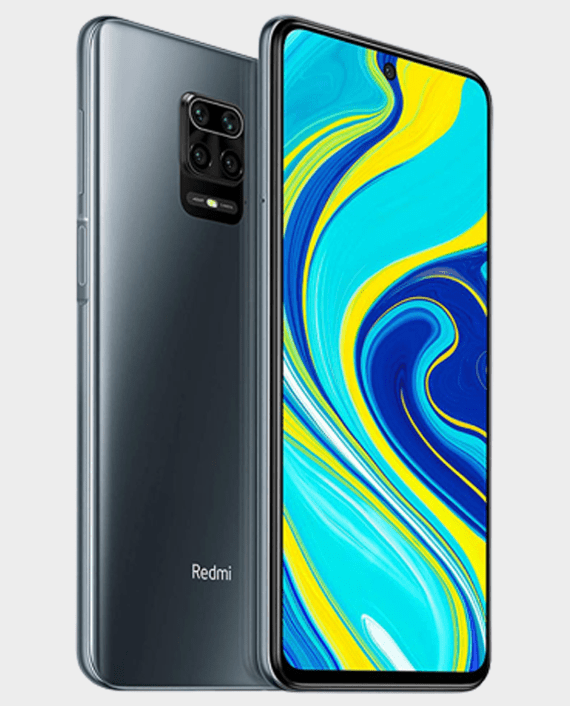 Xiaomi Redmi Note 9 Pro Interstellar Grey 128GB in Qatar