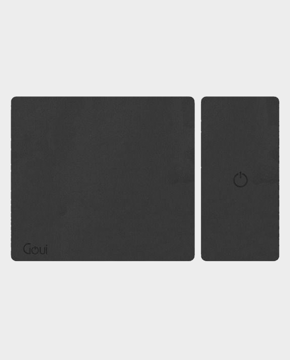 Goui MousePad 2 in 1 Detachable 15W Ultra Fast Wireless Charging Mouse Pad in Qatar